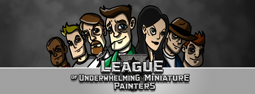 League of Underwhelming Miniature Painters